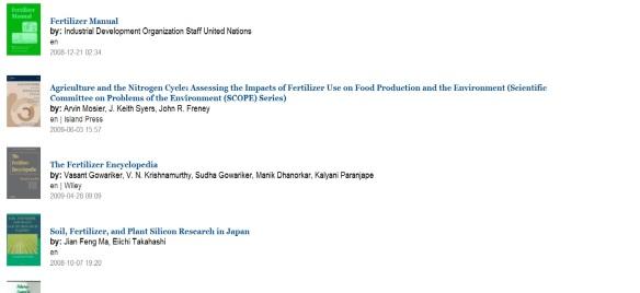 Beberapa buku tampil di gigapedia.com