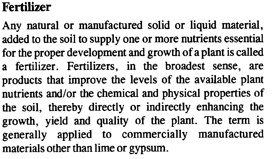 Fertilizer kesuburan tanah for Physical properties of soil wikipedia